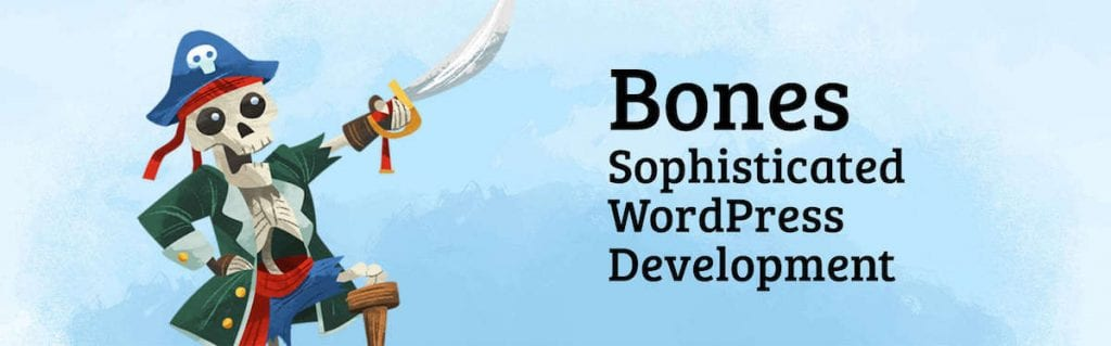 WordPress Starter Theme Bones