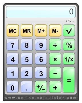 calcolatrice-online