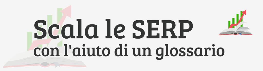 Glossario per WordPress facile e tutto italiano!